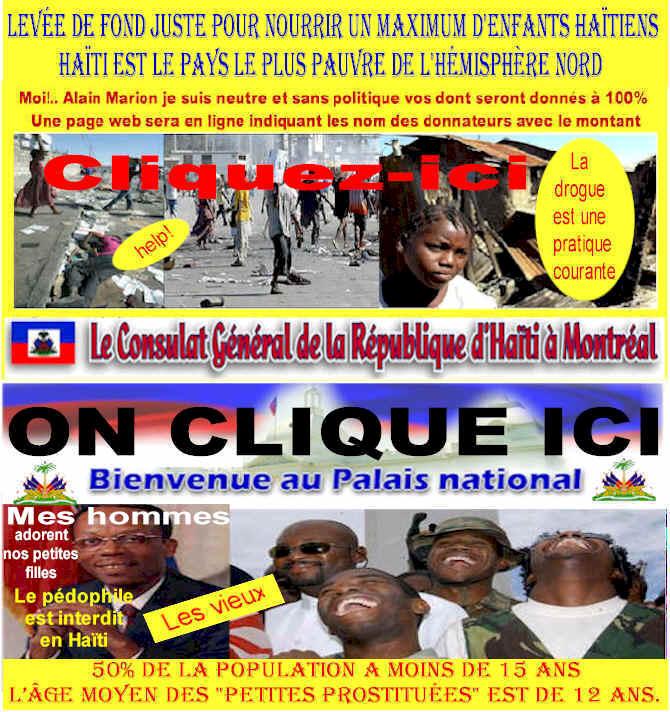 prostituée haitienne